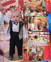 Яркая фотосессия незабываемого праздничного торжества Вашего ребенка