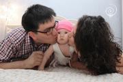 Яркая,  незабываемая семейная фотосессия от Lollipop™